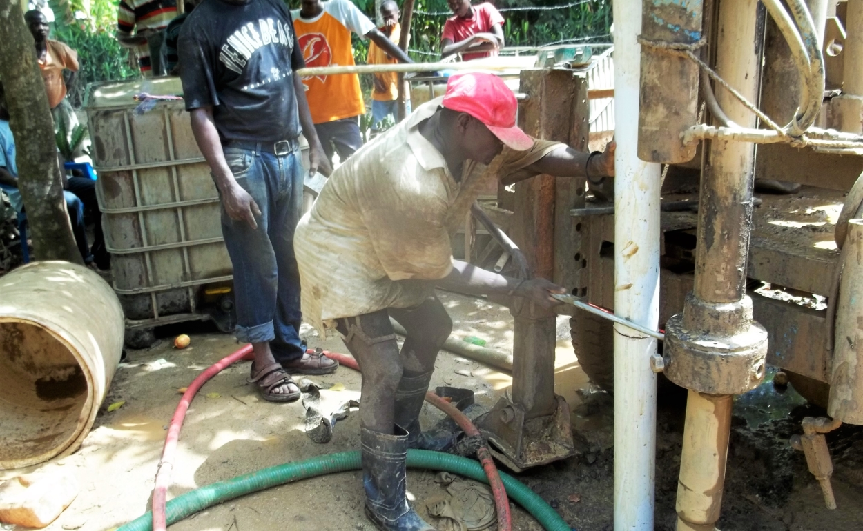 1. WELL DRILLING, LIMONADE